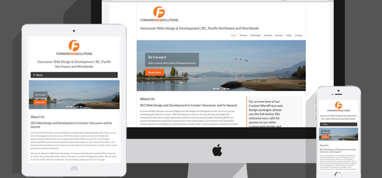 Compare our WordPress Custom Web Design Packages