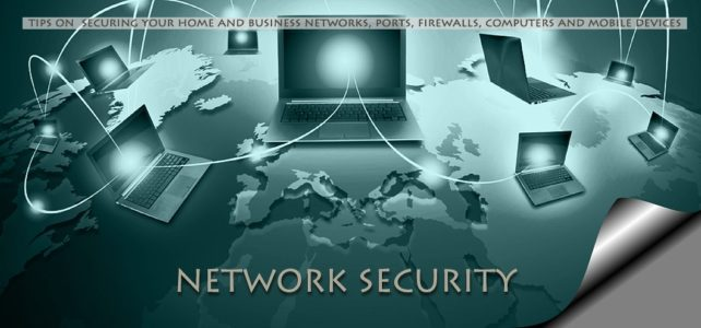 Tips for securing your home and business networks and devices
